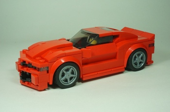 Chevrolet Camaro Modified LEGO 75874- (7).JPG