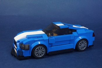 Ford Mustang GT Modified LEGO 75871 (2).JPG
